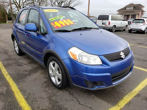 2012 Suzuki SX4 Crossover for sale in Brooks, OR