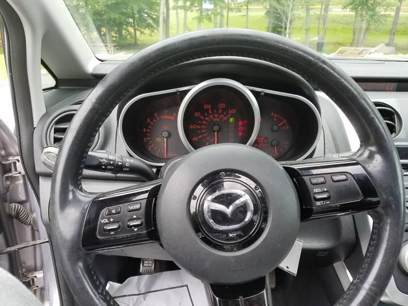 2008 Mazda CX-7 Grand Touring 4dr SUV - South Hill VA