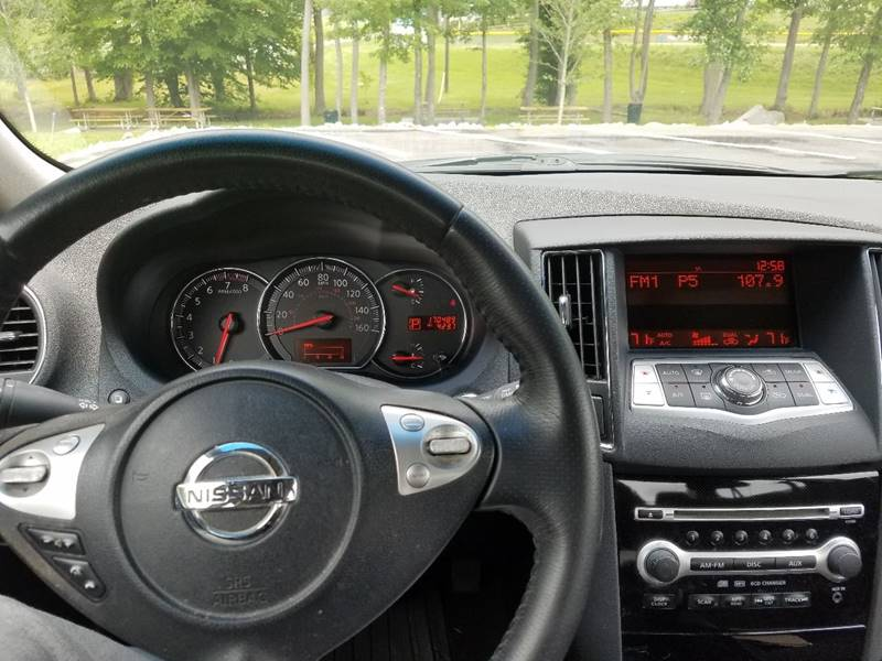 2010 Nissan Maxima 3.5 S 4dr Sedan - South Hill VA
