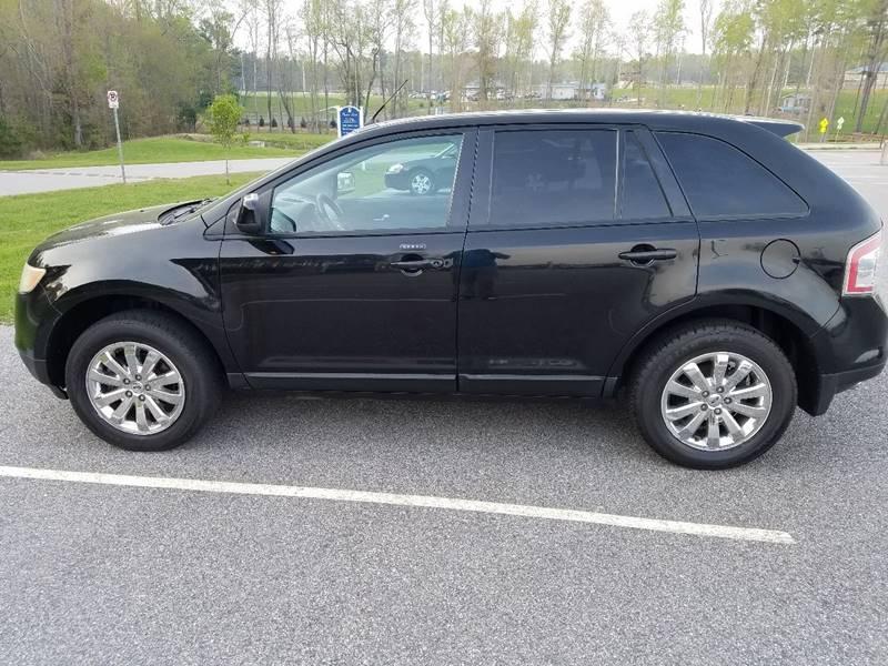 2007 Ford Edge AWD SEL Plus 4dr SUV - South Hill VA
