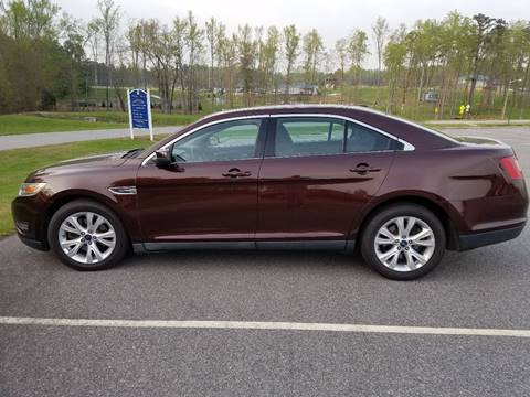 2010 Ford Taurus for sale in South Hill, VA