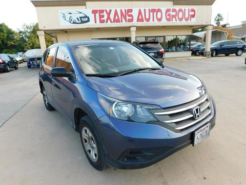 2014 Honda CR-V for sale in Spring, TX