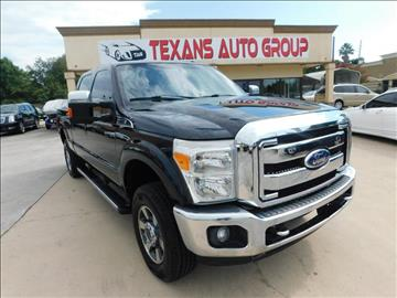 2011 Ford F-250 Super Duty for sale in Spring, TX