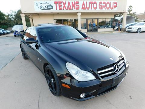 2009 Mercedes-Benz CLS for sale in Spring, TX