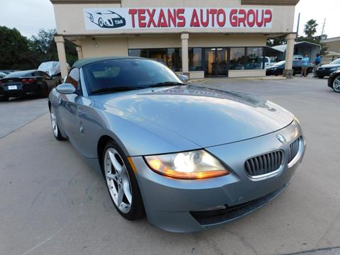 2006 BMW Z4 for sale in Spring, TX