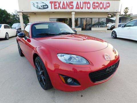 2012 Mazda MX-5 Miata for sale in Spring, TX