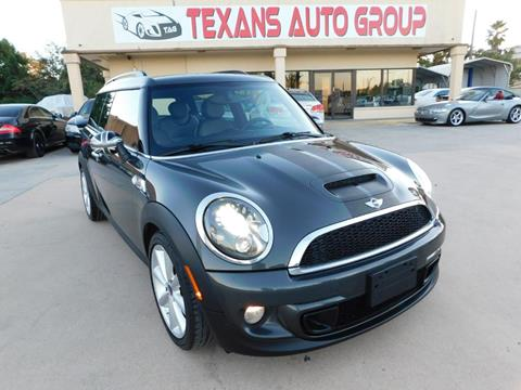 2012 MINI Cooper Clubman for sale in Spring, TX