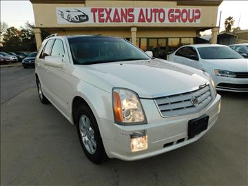 2008 Cadillac SRX for sale in Spring, TX