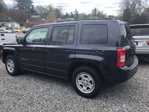 2015 Jeep Patriot for sale at Venable & Son Auto Sales in Walnut Cove NC