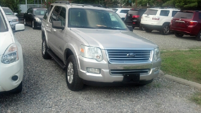 2008 Ford Explorer for sale at Venable & Son Auto Sales in Walnut Cove NC