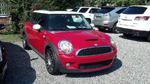 2008 MINI Cooper for sale at Venable & Son Auto Sales in Walnut Cove NC