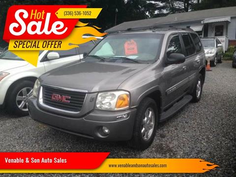 2005 GMC Envoy for sale in Walnut Cove, NC