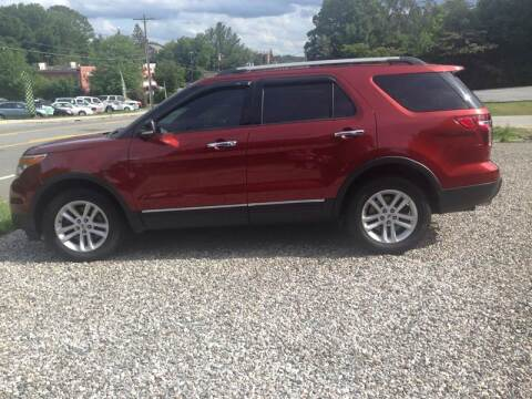 2014 Ford Explorer for sale at Venable & Son Auto Sales in Walnut Cove NC