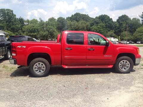 2011 GMC Sierra 1500 for sale at Venable & Son Auto Sales in Walnut Cove NC