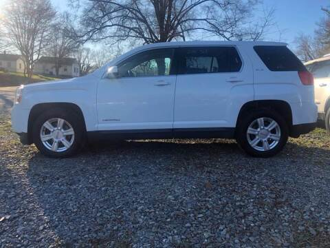 2014 GMC Terrain for sale at Venable & Son Auto Sales in Walnut Cove NC