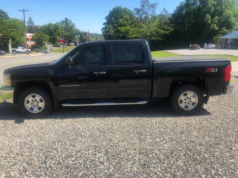2013 Chevrolet Silverado 1500 for sale at Venable & Son Auto Sales in Walnut Cove NC