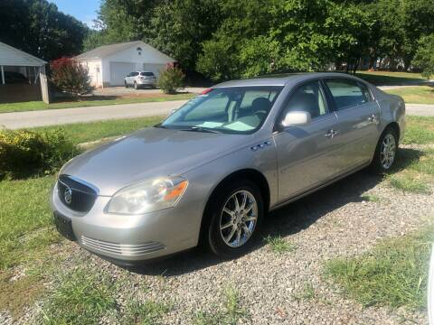 2006 Buick Lucerne for sale at Venable & Son Auto Sales in Walnut Cove NC