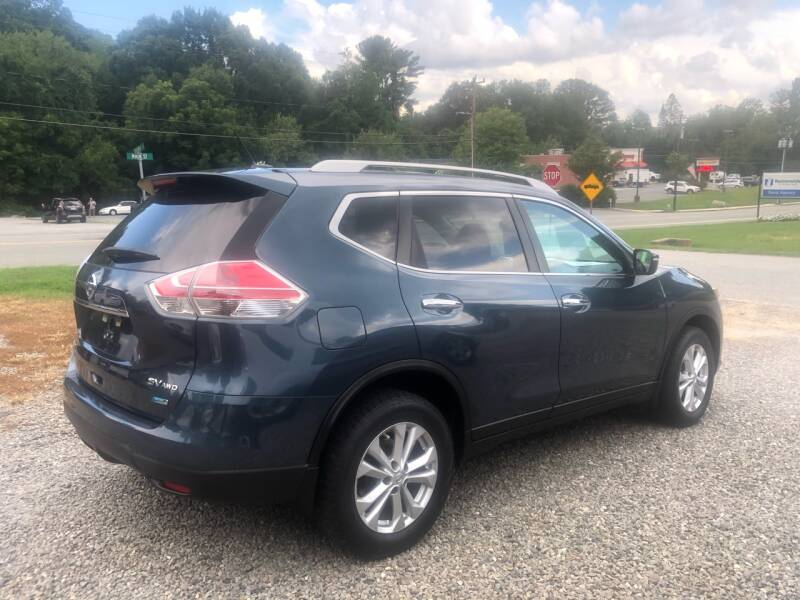 2014 Nissan Rogue for sale at Venable & Son Auto Sales in Walnut Cove NC