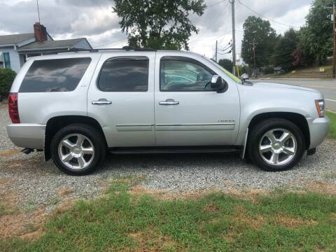 2010 Chevrolet Tahoe for sale at Venable & Son Auto Sales in Walnut Cove NC