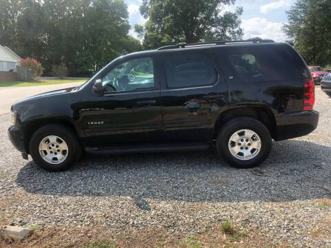 2012 Chevrolet Tahoe for sale at Venable & Son Auto Sales in Walnut Cove NC