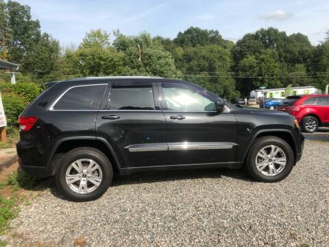 2013 Jeep Grand Cherokee for sale at Venable & Son Auto Sales in Walnut Cove NC