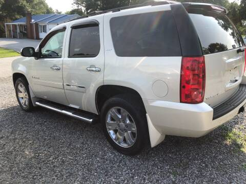 2009 GMC Yukon for sale at Venable & Son Auto Sales in Walnut Cove NC