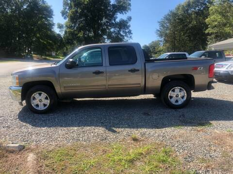 2012 Chevrolet Silverado 1500 for sale at Venable & Son Auto Sales in Walnut Cove NC