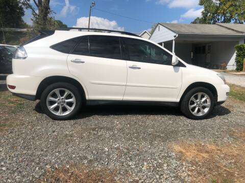 2008 Lexus RX 350 for sale at Venable & Son Auto Sales in Walnut Cove NC