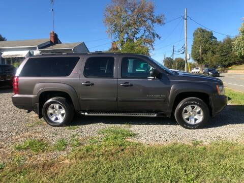 2010 Chevrolet Suburban for sale at Venable & Son Auto Sales in Walnut Cove NC