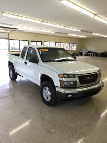 2006 GMC Canyon WT 4dr Extended Cab 4WD SB - Quincy MI