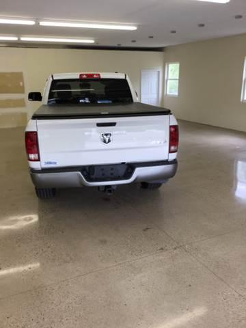 2011 RAM Ram Pickup 1500 4x4 Sport 4dr Quad Cab 6.3 ft. SB Pickup - Quincy MI