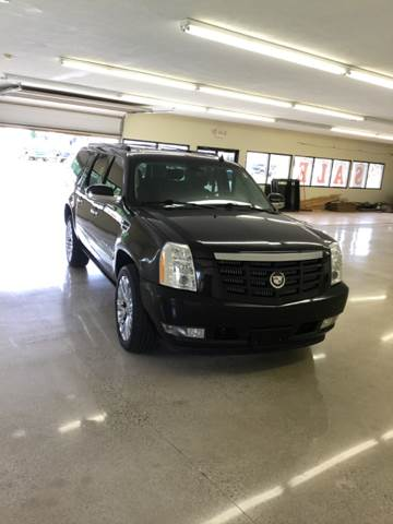 2008 Cadillac Escalade ESV AWD 4dr SUV - Quincy MI