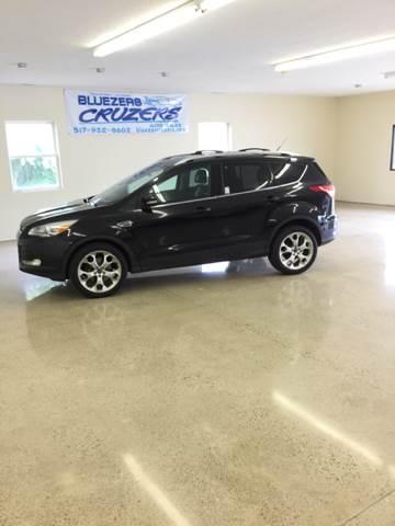 2013 Ford Escape AWD Titanium 4dr SUV - Quincy MI