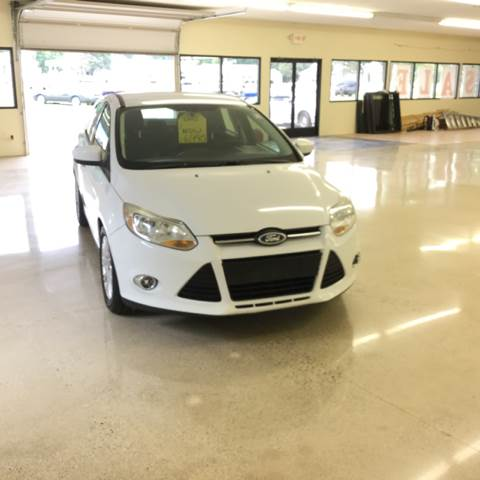 2012 Ford Focus SE 4dr Sedan - Quincy MI