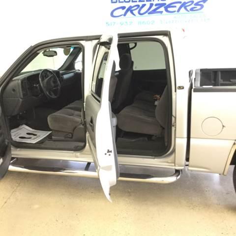 2007 Chevrolet Silverado 1500 Classic LT1 4dr Crew Cab 4WD 5.8 ft. SB - Quincy MI