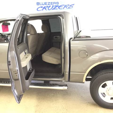 2010 Ford F-150 4x4 XLT 4dr SuperCrew Styleside 5.5 ft. SB - Quincy MI