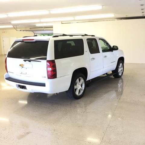 2008 Chevrolet Suburban 4x4 LTZ 1500 4dr SUV - Quincy MI