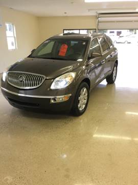 2008 Buick Enclave for sale in Quincy, MI