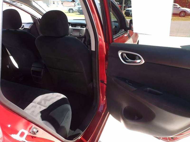 2013 Nissan Sentra SV 4dr Sedan - Quincy MI