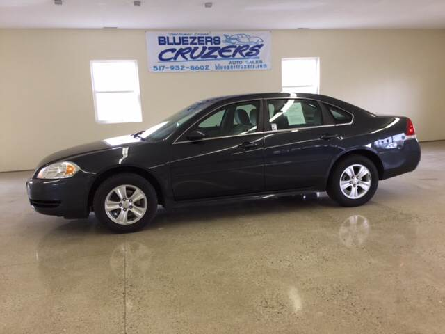 2013 Chevrolet Impala LS Fleet 4dr Sedan - Quincy MI