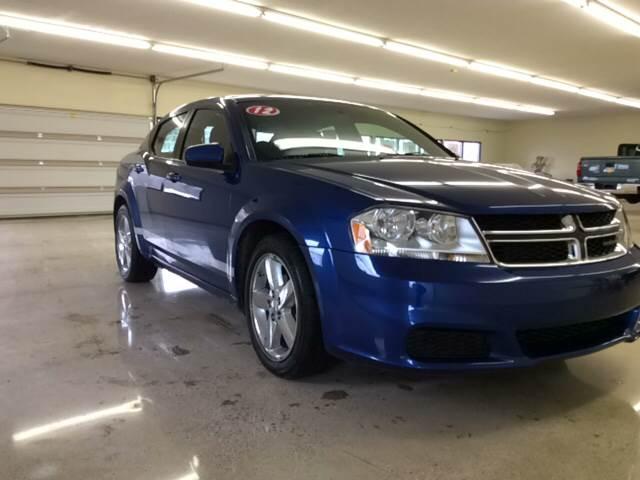 2012 Dodge Avenger SXT 4dr Sedan - Quincy MI