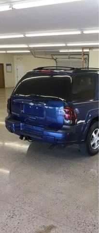 2006 Chevrolet TrailBlazer LS 4dr SUV 4WD w/1SA - Quincy MI