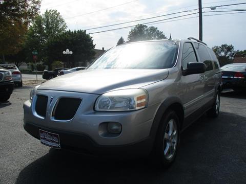 2005 Pontiac Montana SV6 for sale in Council Bluffs, IA