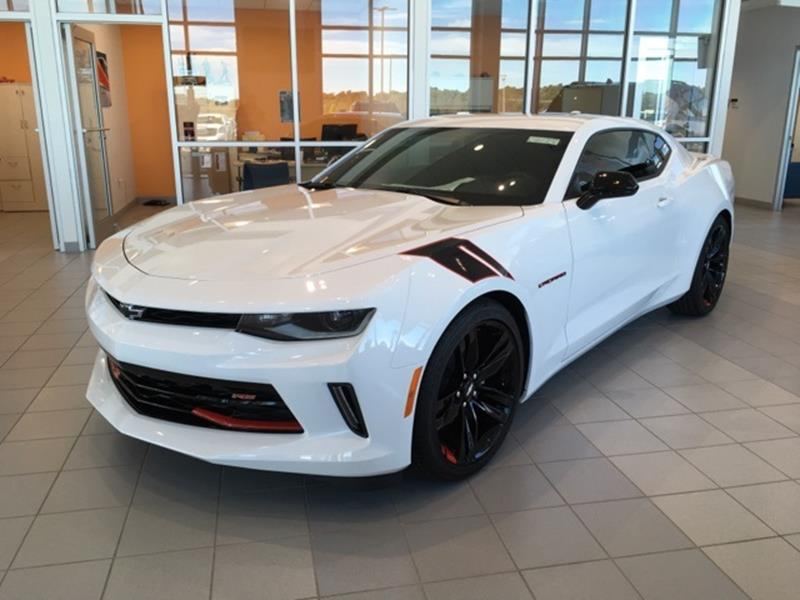 2018 chevrolet camaro lt 2dr coupe w 1lt in searcy ar