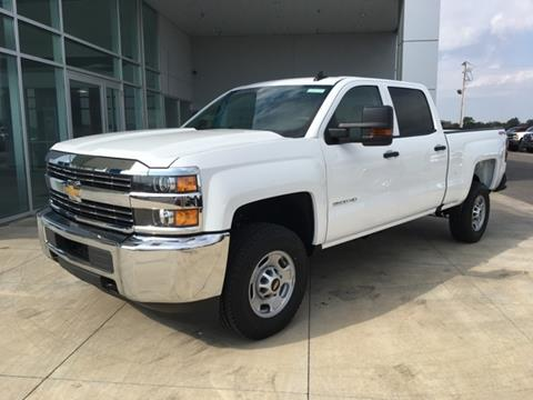 2018 Chevrolet Silverado 2500HD for sale in Searcy, AR