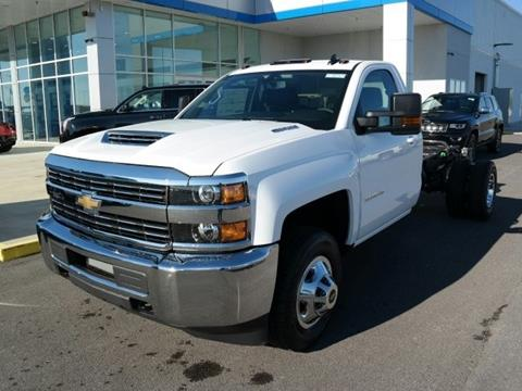 2017 Chevrolet Silverado 3500HD for sale in Searcy, AR