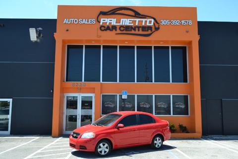 2010 Chevrolet Aveo for sale in Doral, FL