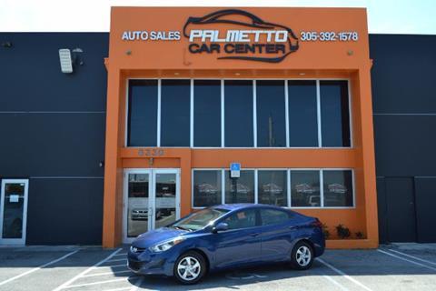 2015 Hyundai Elantra for sale in Doral, FL