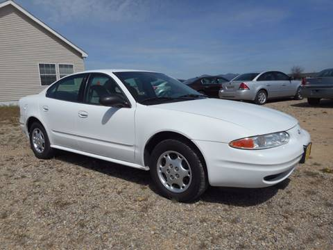 2002 Oldsmobile Alero for sale in Lewistown, MT