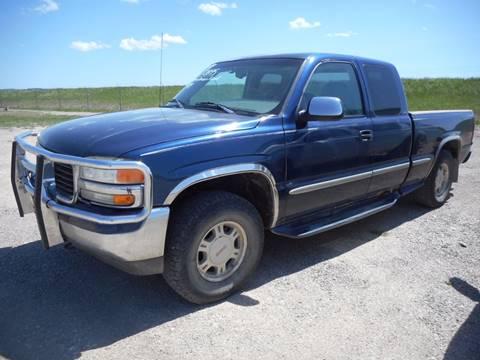 1999 GMC Sierra 1500 for sale in Lewistown, MT